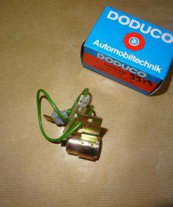 Kondensator Opel Ref.nr. Bosch 1237330307
