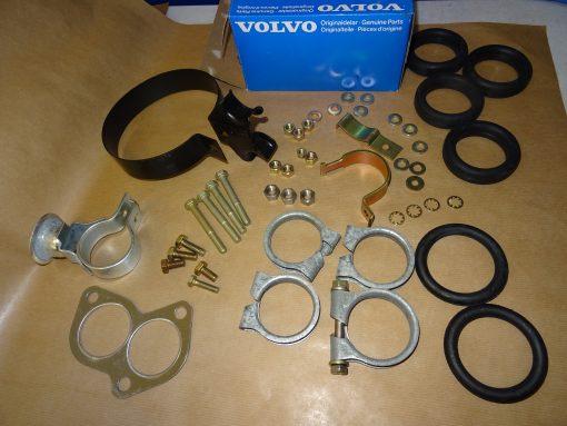 Monteringssats Avgassystem Original Volvo 140-ser. 1967-73