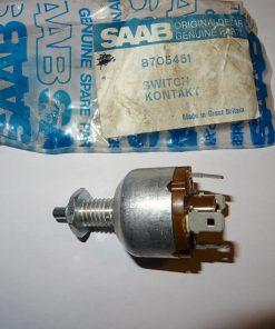 Original Start och backljuskontakt SAAB 99, 1971-80 Automat växellåda.