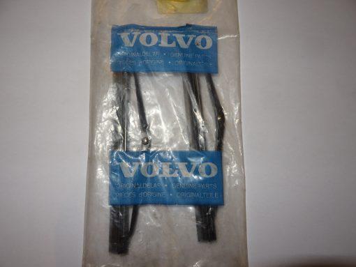 2 st. Torkarblad strålkastare Volvo 340, original