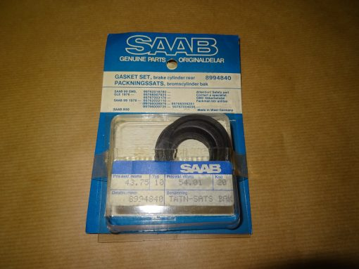 Original Repsats Bromsok Bak, SAAB 99, 1976-> upp. ( system ATE ) SAAB 900, 1979-87 ( system: ATE ) Ø 30.0 passar även SAAB 90 Art.nr. SAAB 899484 / SAAB 8994840