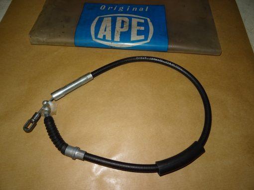 Kopplingswire Opel Kadett B 1.5, 1.7, 1.9 Lit. 1966-72 Opel Olympia A, 1.7, 1.9 Lit. 1967-70 Ref.nr. Opel 669024