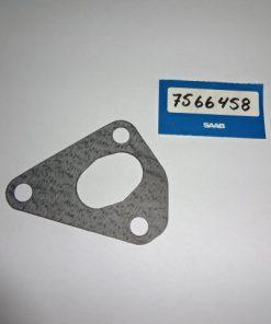 Packning Adapterplatta-cylinderblock, Bränslepump, SAAB 99, 900, 90, 1981- 87 original-nummer SAAB 7566458