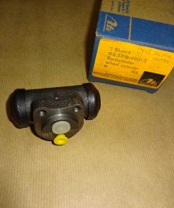 ATE Hjulcylinder Bak Opel Ascona B 1200, 1976- 81 Opel Kadett B 1.1, 1.2 ( med servo ) från ch.nr. 2624371-> upp. 1972- 73 Opel Kadett C, Kadett City, 1973- 79 Ø 19.05 ATE 3.3219-4501.3 / ATE 03.3219-4501.3