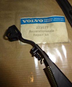2 st. Torkararmar + torkarblad, för runda strålkastare Volvo 240, upp till -1980 Original Volvo 273577