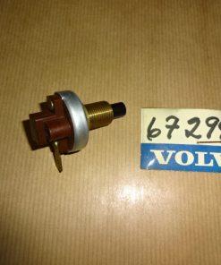 Kontakt Varningslampa Handbroms Volvo 140, 164, P 1800, 07.67-> upp Art.nr. Volvo 672995