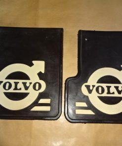 2 st. Stänkskydd Bak,Original Volvo PV, höger / vänster Art.nr. Volvo 659186 / Volvo 659187